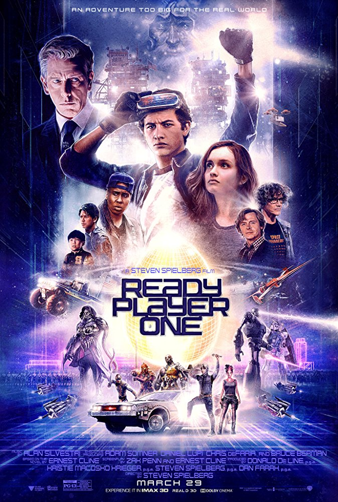 Ready player one the film